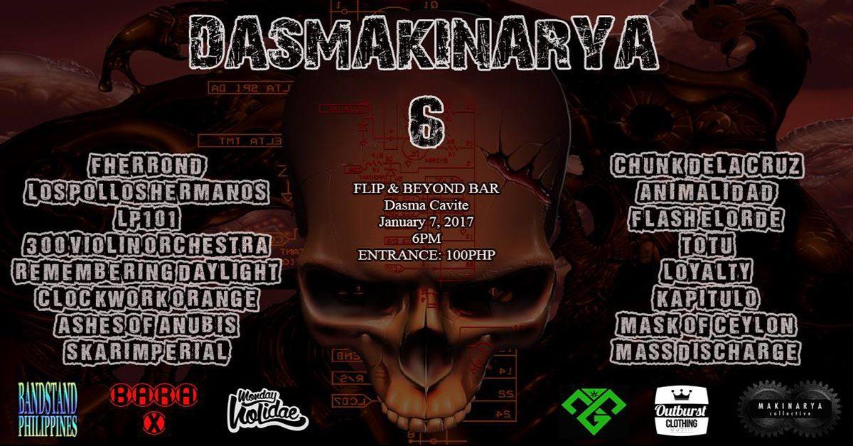 DASMAKINARYA 6