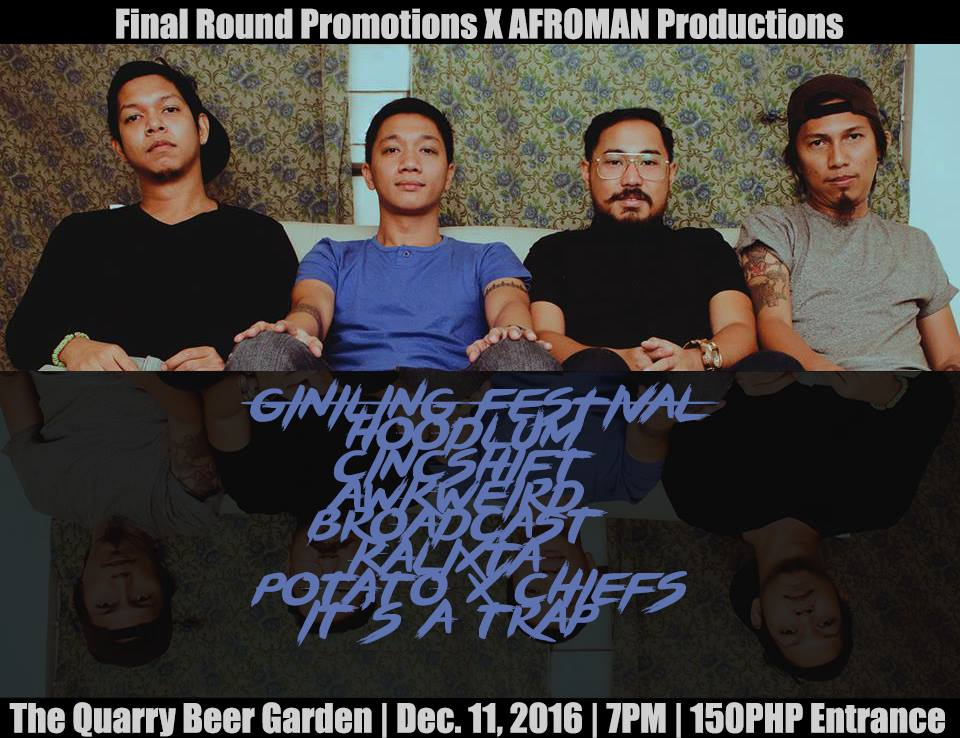 Final Round Promotions x AFROMAN Productions