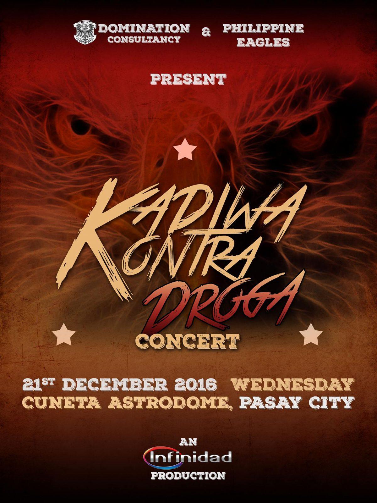 KADIWA KONTRA DROGA Concert