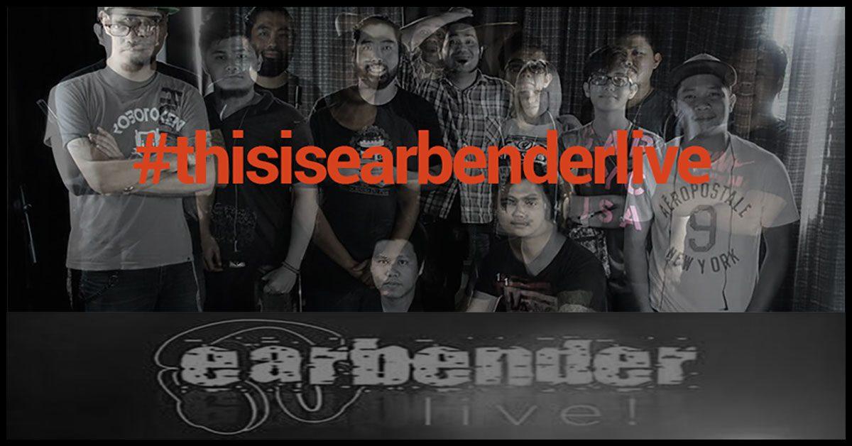 Earbender LIVE