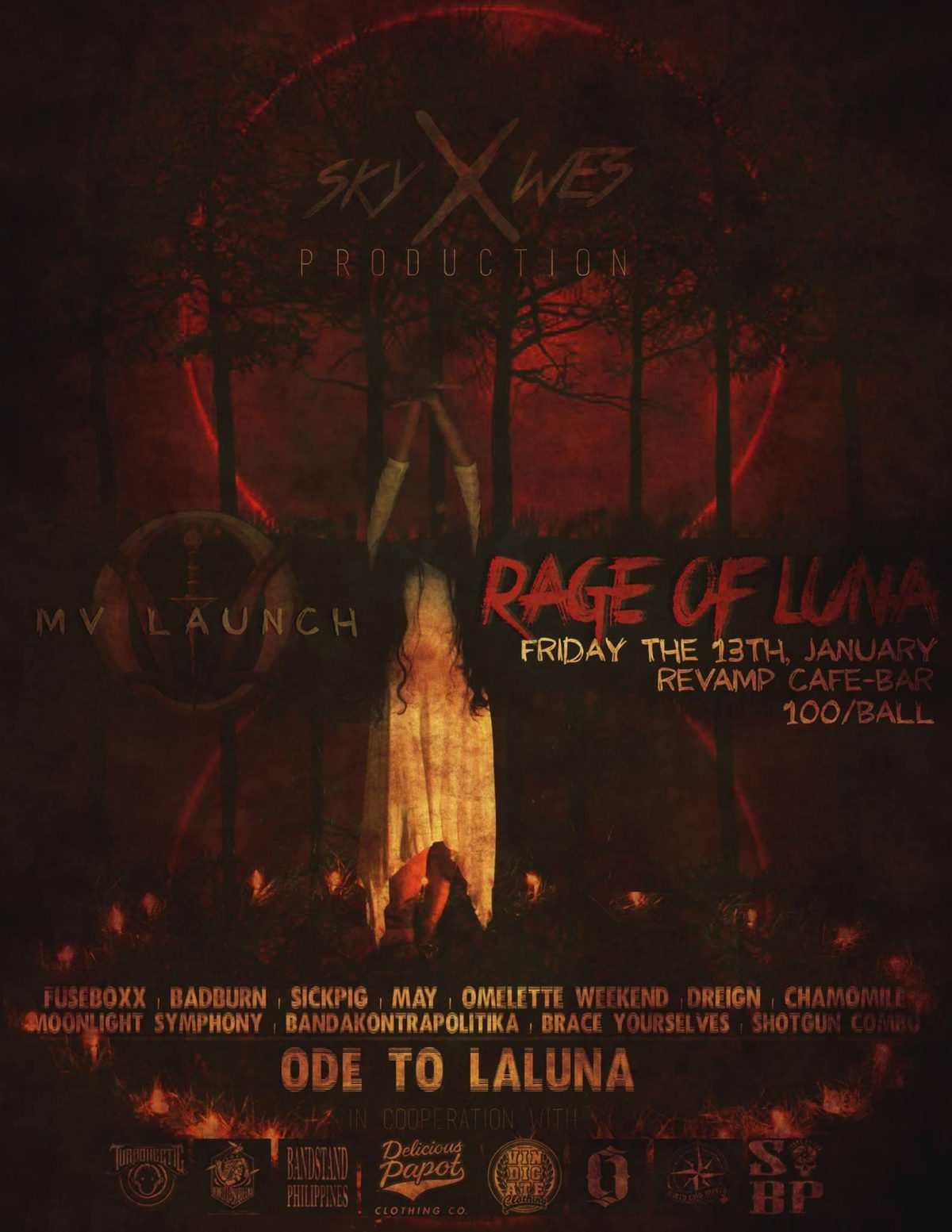 Ode To LaLuna – MV Launch