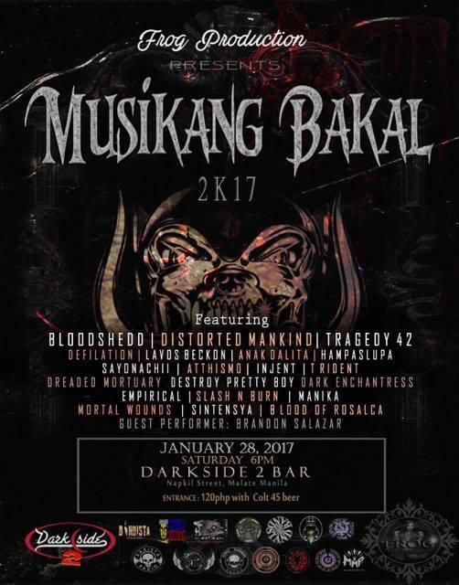MUSIKANG BAKAL 2K17