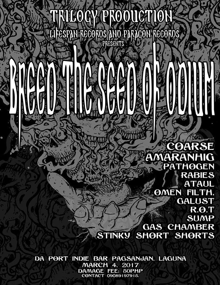 BREED THE SEED OF ODIUM