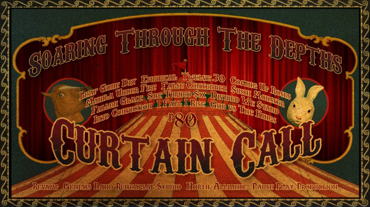 Soaring Through The Depths – Curtain Call
