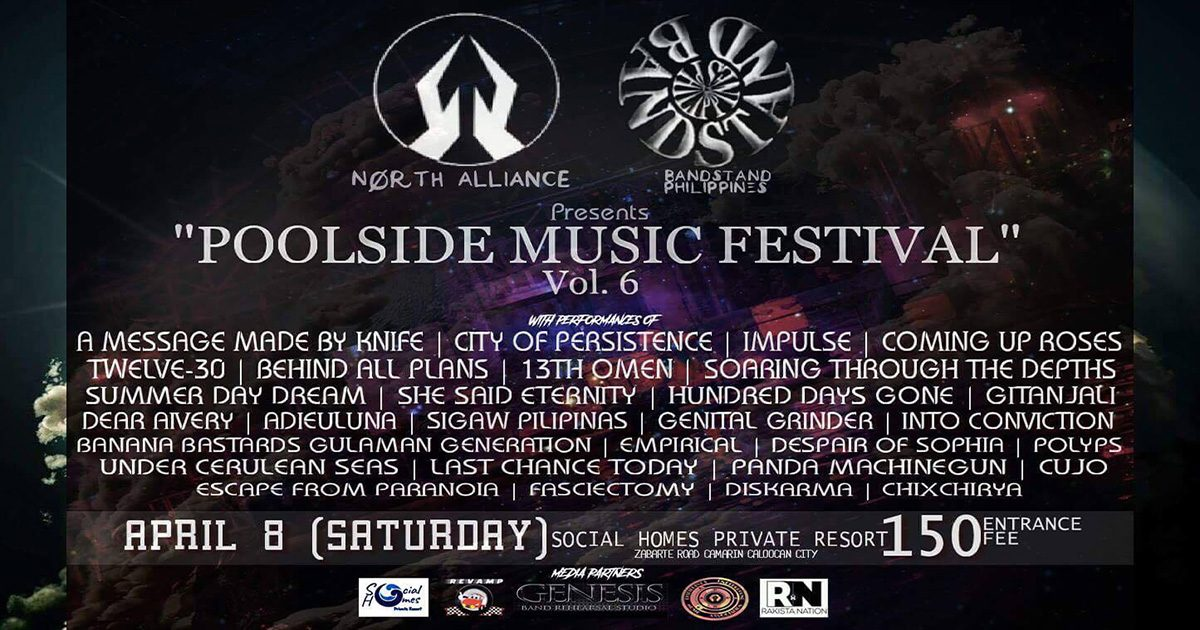 """POOLSIDE MUSIC FESTIVAL"" Vol. 6"